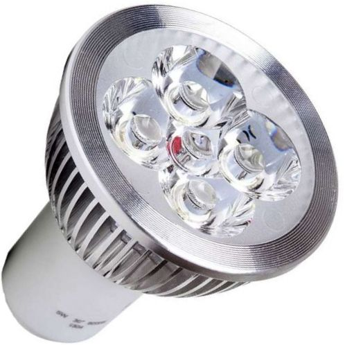 Lâmpada Led 5w Branco Puro MR16 GU5.3 12V Dimerizável