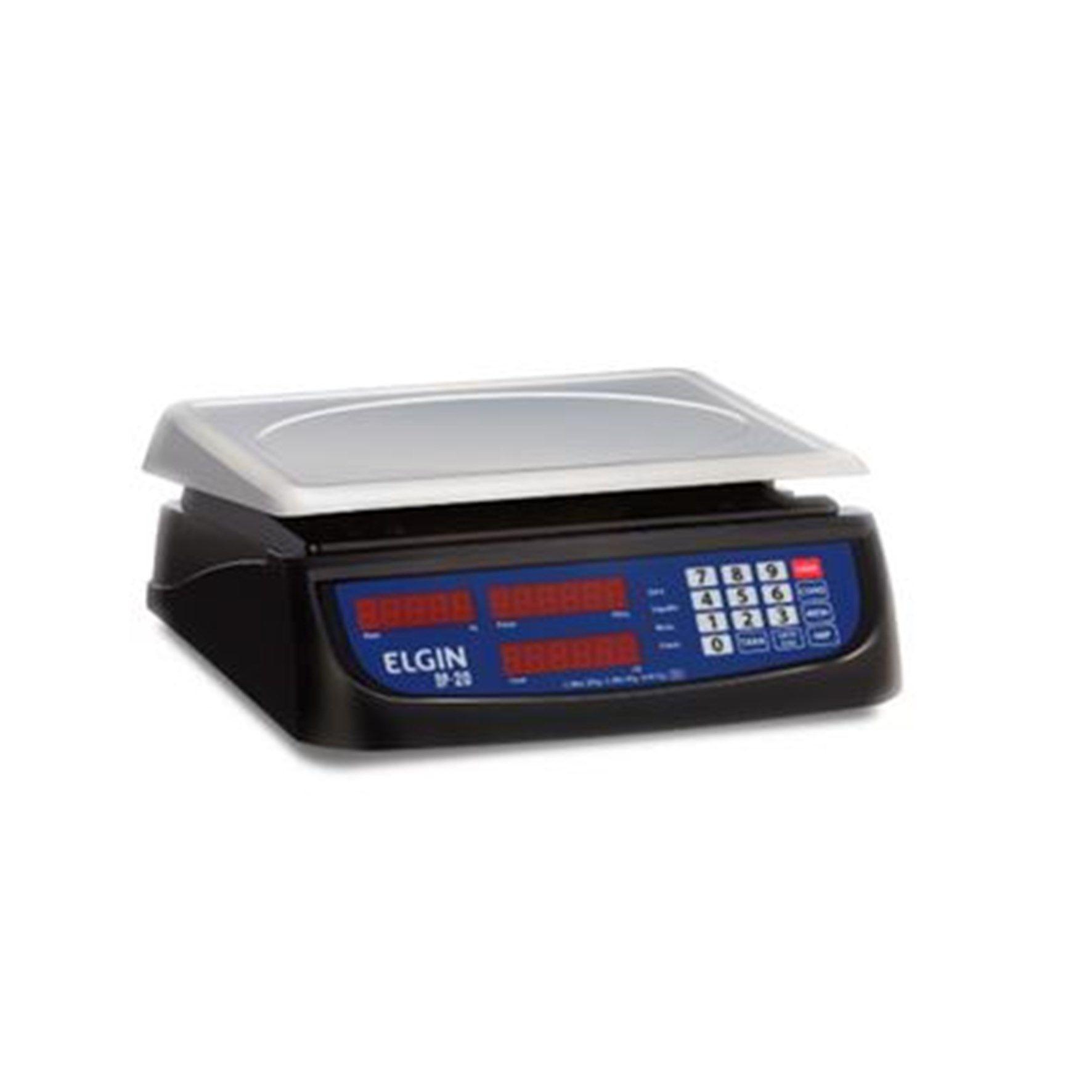 Balança Elgin DP15 15kg / 5g Com bateria