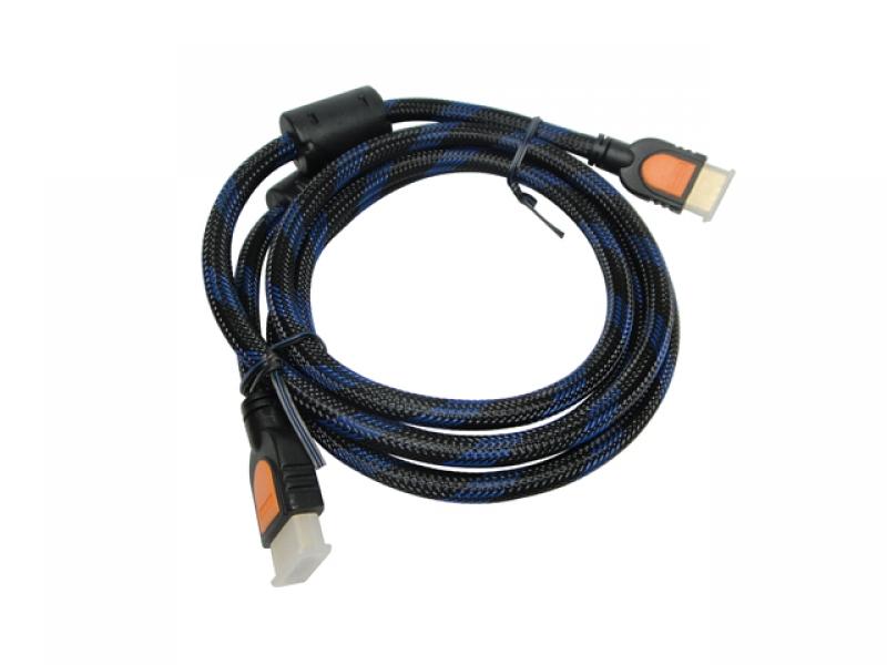 Cabo HDMI/HDMI 1.4 10M NYLON 3D