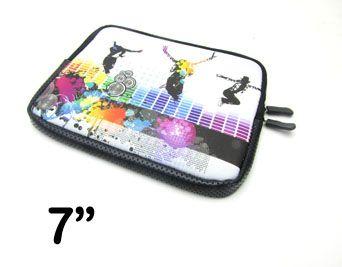 Capa Para Notebook, GPS Estampada 7 Dance