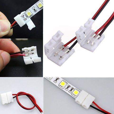 Emenda para Fita de LED comum