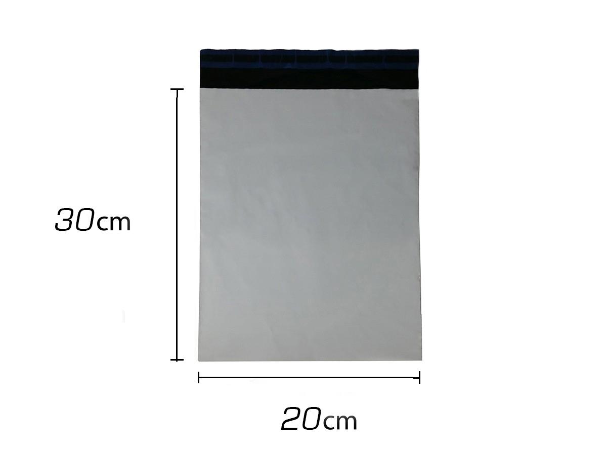 Envelope Plástico Segurança Lacre Tipo Sedex COM BOLHAS 30X20 (50 Unidades)