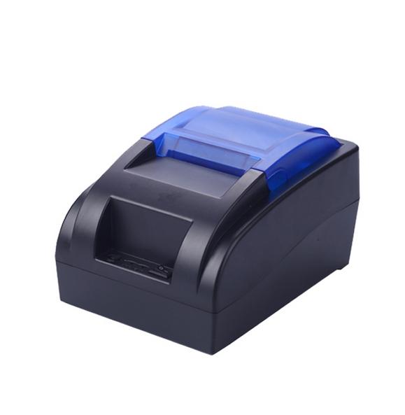 Impressora Térmica Não Fiscal Oletech Ot450 Transferência Térmica Monocromática Usb Bivolt