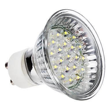 Lâmpada 20 LED Branco Puro 127V MR16 GU10