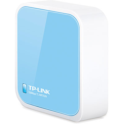 Roteador Wireless 150Mbps Nano N TLWR702N TPLINK