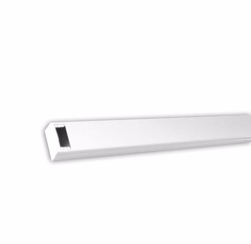 Suporte Calha Slim 60cm p/ 1 Lâmpada Tubular LED