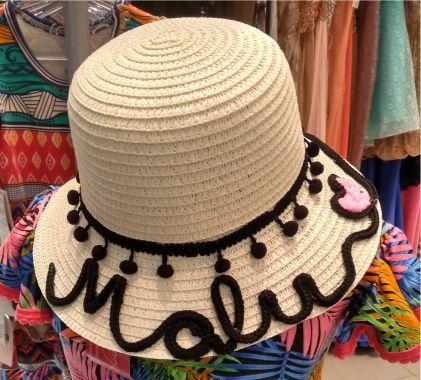 Chapéu Infantil Customizado