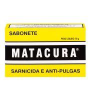 Sabonete Matacura Sarnicida e Antipulgas - 80 g
