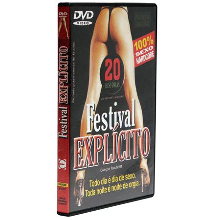 DVD Festival Explicíto