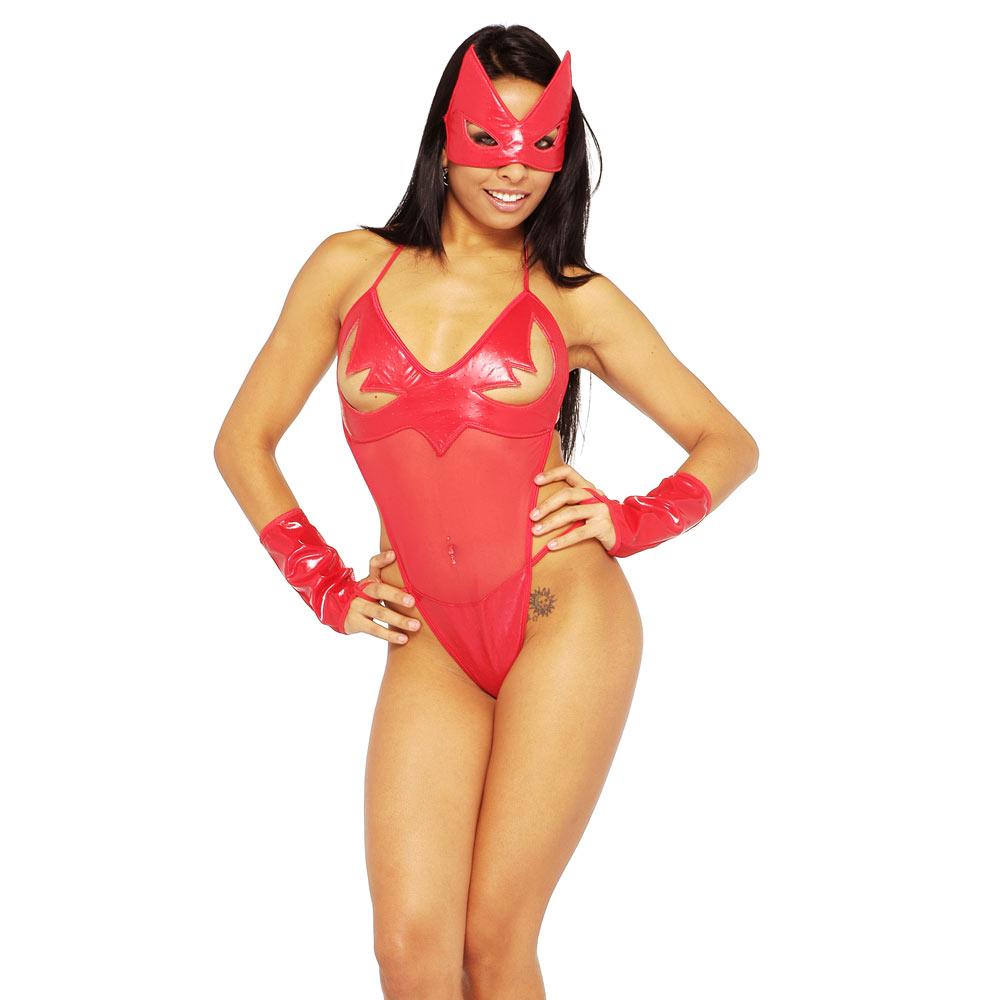 Fantasia Erótica Batgirl