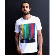 Camiseta Color Bars