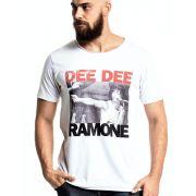 Camiseta Ramones Dee Dee