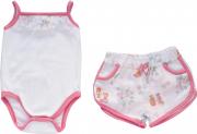 Conjunto Curto Feminino Body + Short  Bonecas