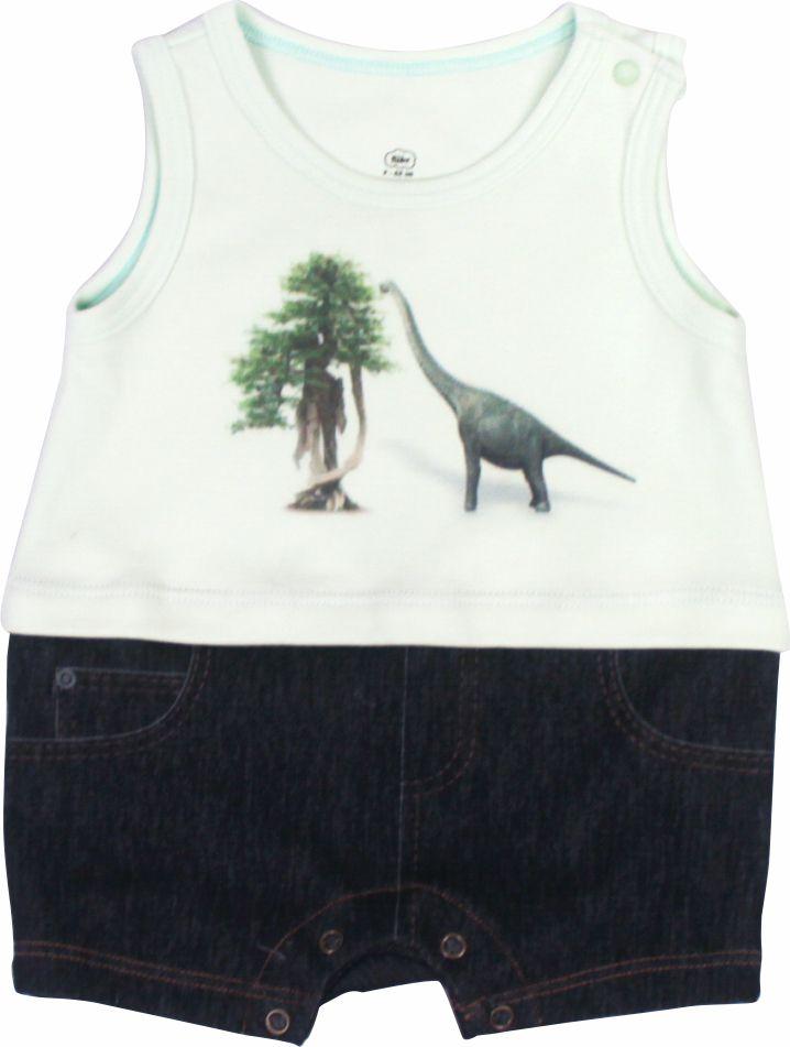 Banho de sol Masculino Dinossauros