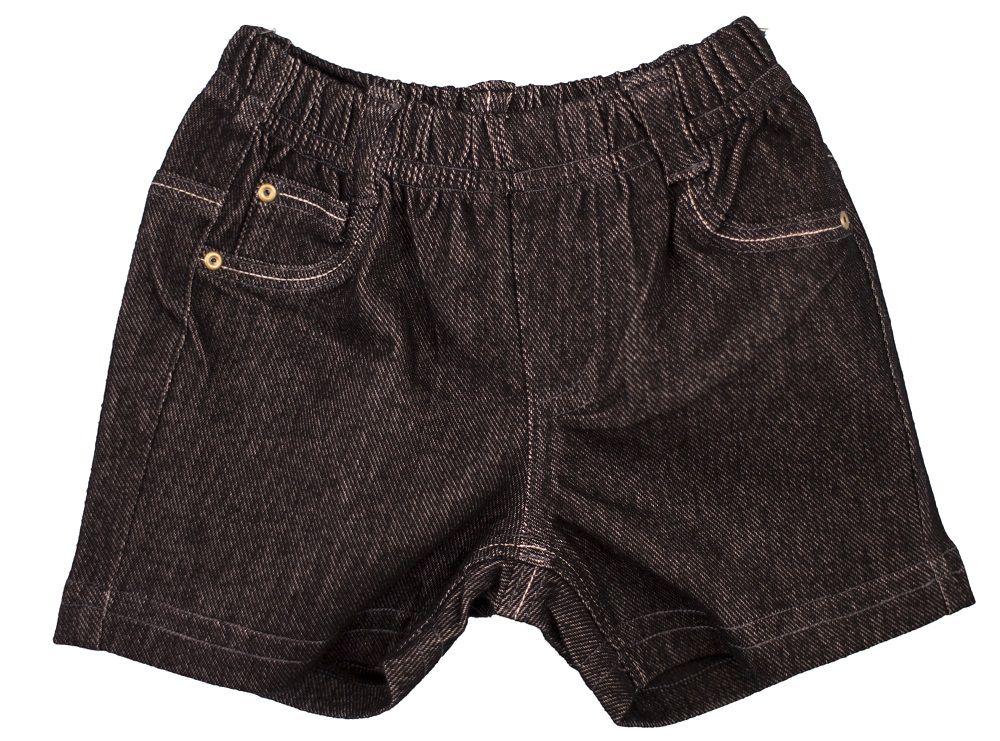 Bermuda Jeans Masculina Comfort Denim Bebê