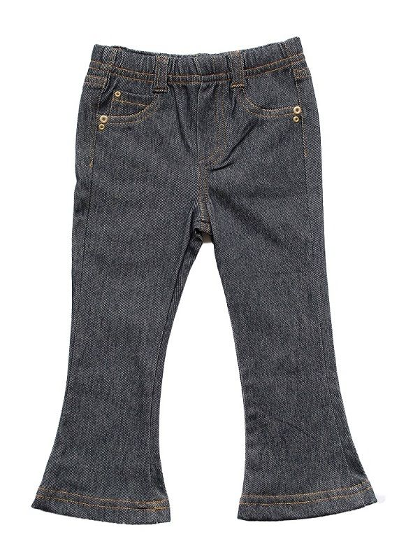 Calça Jeans Feminina Flair Comfort Denim Bebê