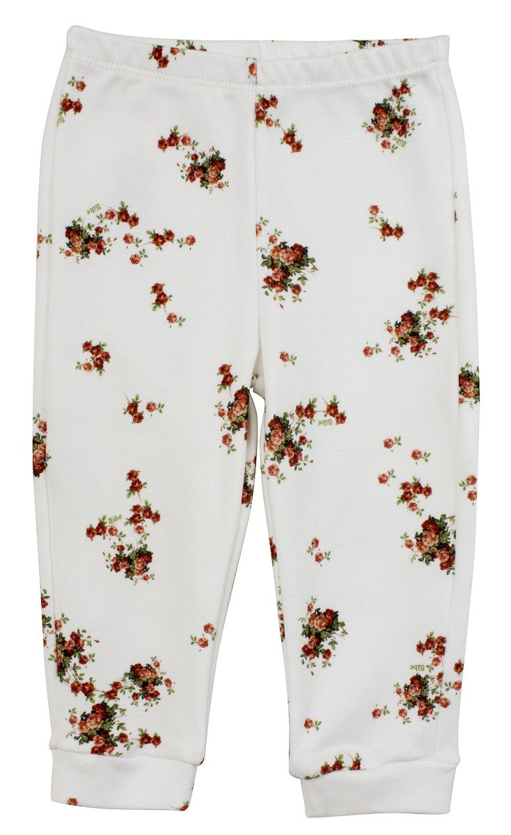 Calça Feminino Estampa Digital Floral Liberty Algodão Egípcio