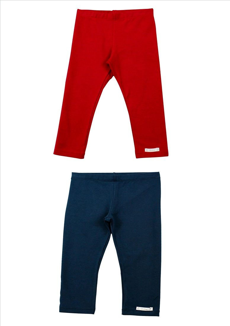 Calça Legging Cotton Infantil BY BIBE