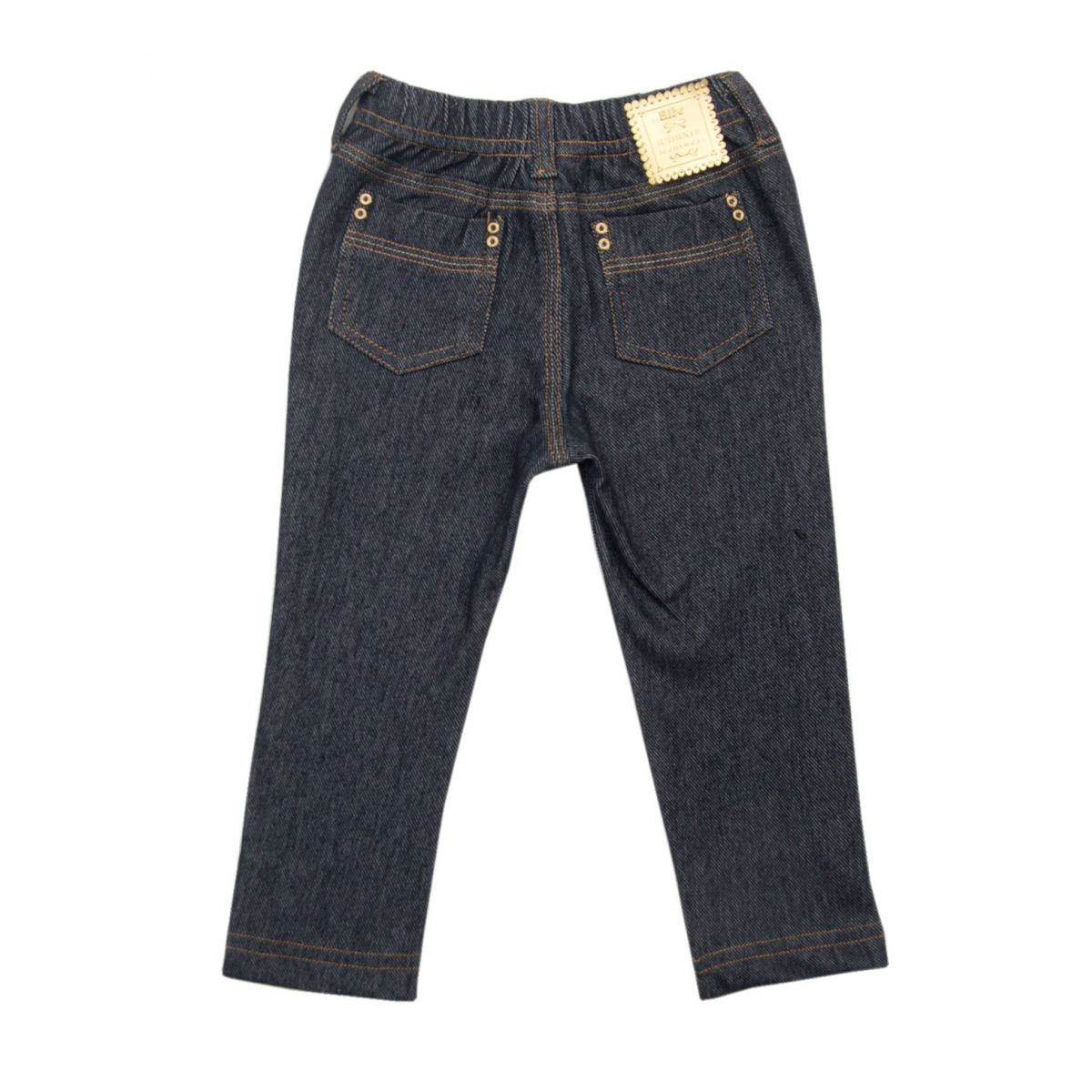 Calça Jeans Feminina Skinny Jeans Blue Comfort Denim Bebê