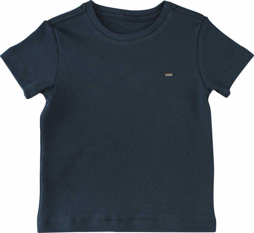 Camiseta Unissex Manga Curta Pele De Anjo Infantil