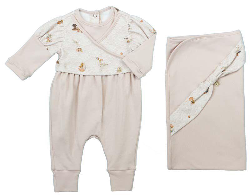 Conjunto Maternidade Feminino Estampa Costurinhas