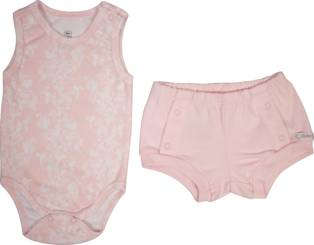 Conjunto Feminino Body + Short Aves do Paraíso