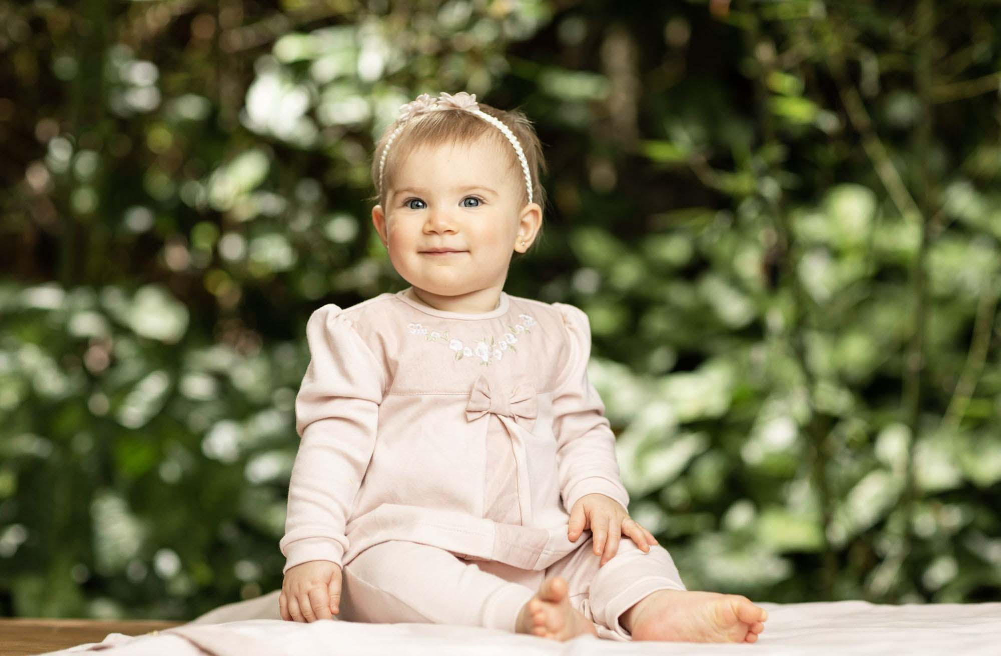Conjunto Maternidade Feminino Rosa Seco Sem Forro