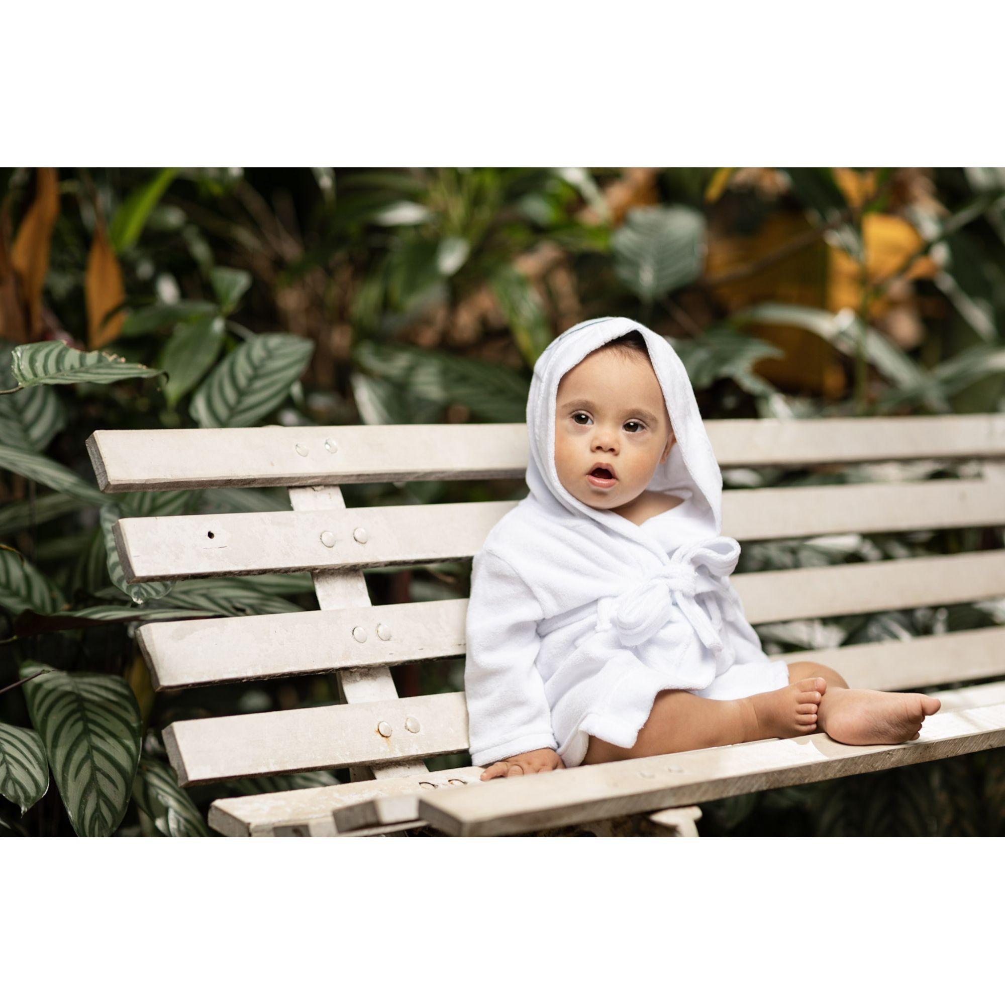 Roupão Bebê Personalizado