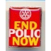 ADESIVO AND POLIO NOW (etiqueta)