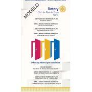 BANNER 2020-21 ESPECIAL D. 4540 DE TECIDO COM 80X147 CM