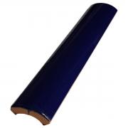 Cantoneira Côncava Para Piscina Azul Cobalto 3,5x25