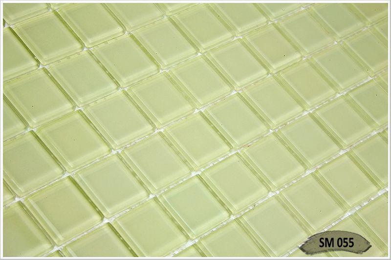 Kit 11 Pastilhas de Vidro Cristal SM 055