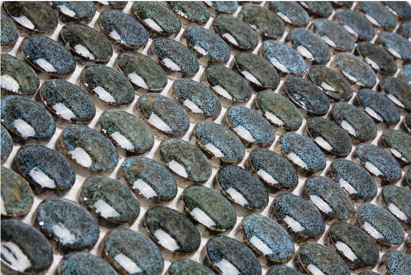 Pastilha Porcelana Redonda Retrô MT25J8094