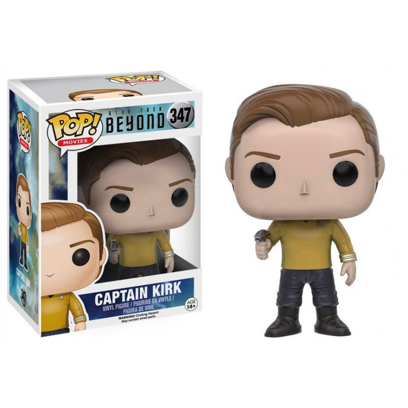 Funko POP Star Trek Beyond - Captain Kirk