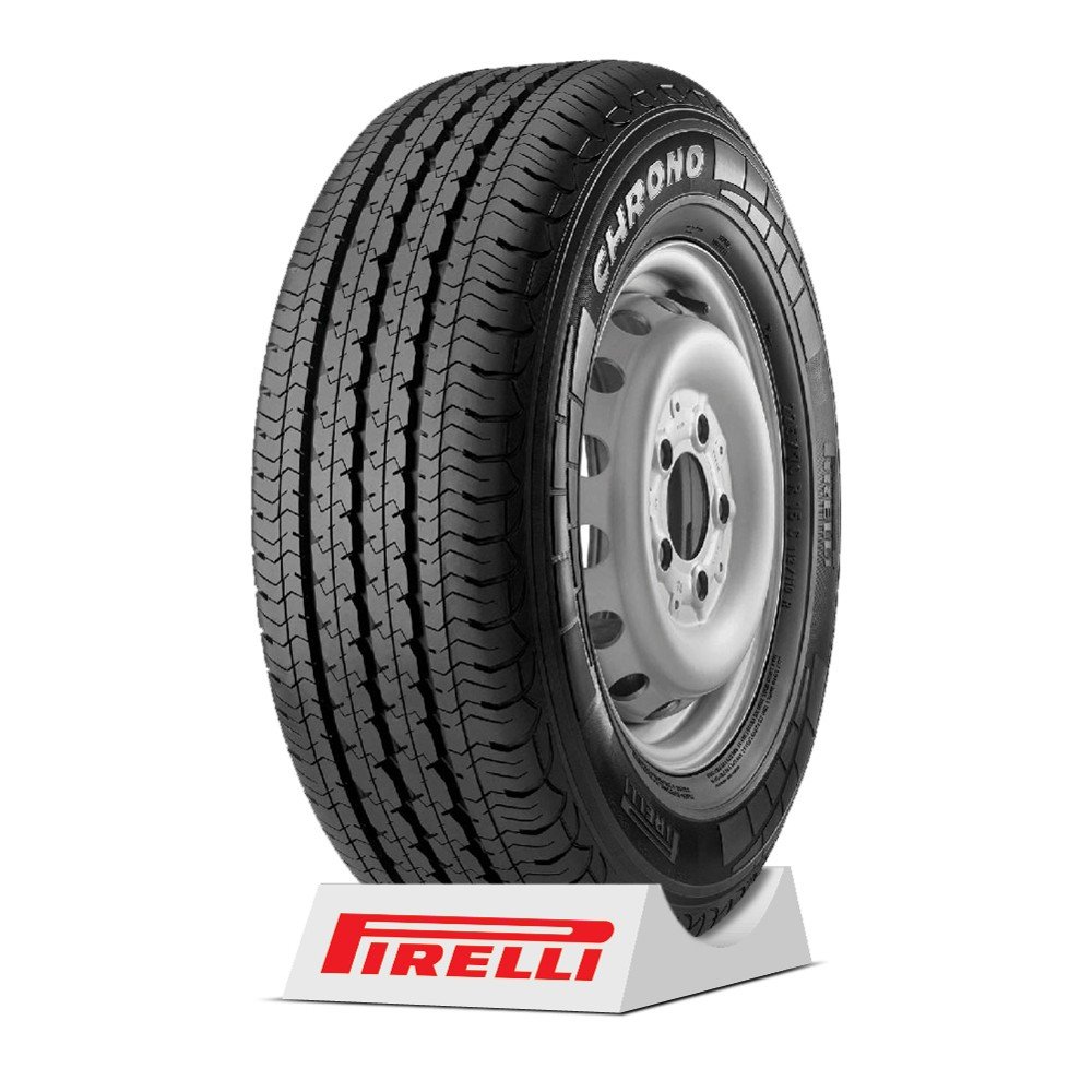 Pneu Pirelli aro 14 - 195R14 - Chrono - 106R