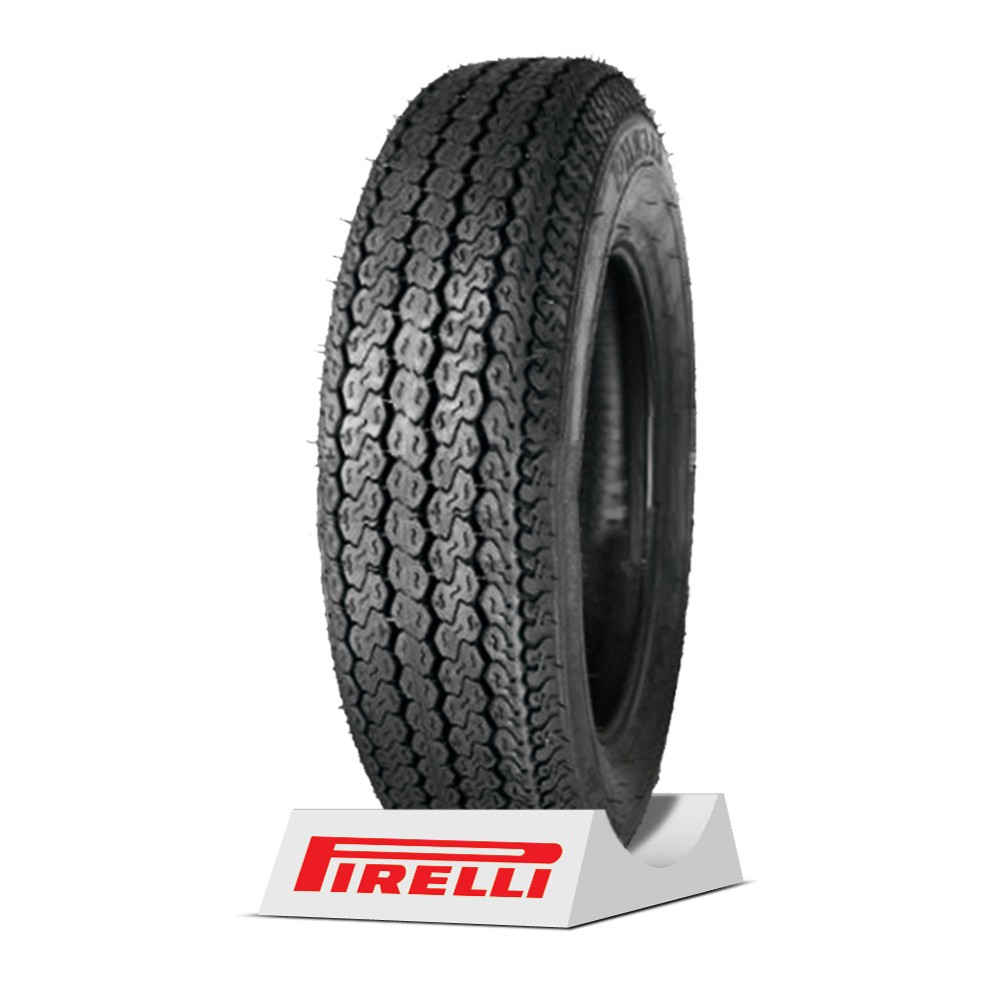 Pneu Pirelli aro 14 - 5.90x14 - Tornado Alfa - Original Brasília, Fuscão, Variant II