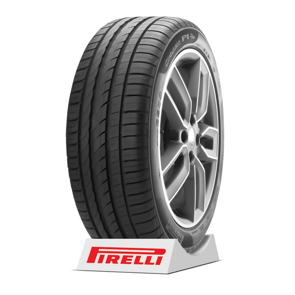 Pneu Pirelli aro 15 - 185/55R15 - Cinturato P1 Plus - 82H
