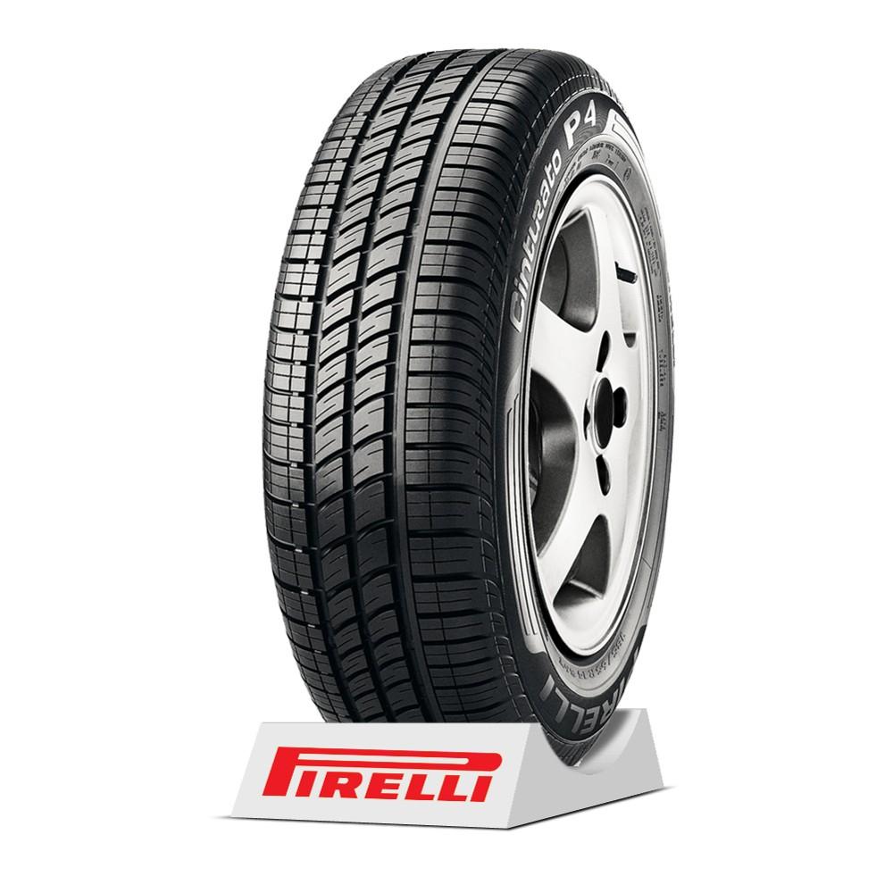 Pneu Pirelli aro 15 - 185/65R15 Cinturato P4 - 88T