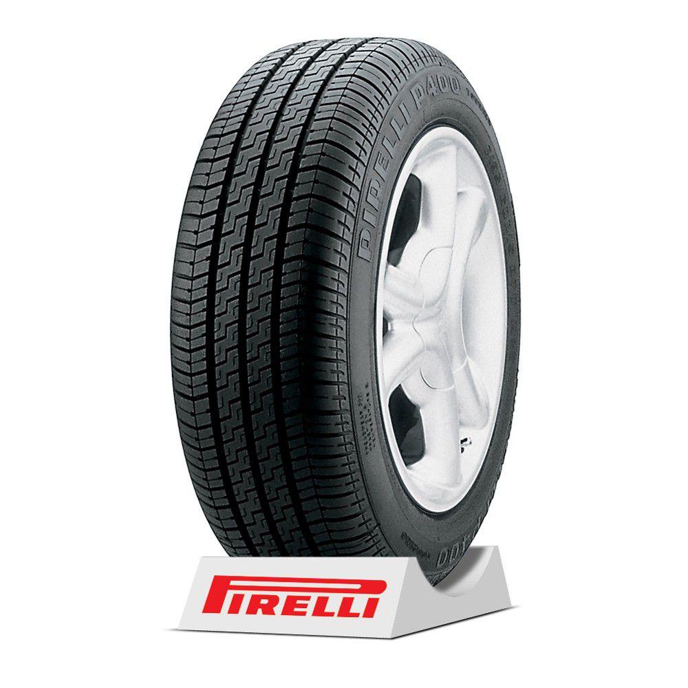 Pneu Pirelli aro 16 - 195/65R15 - P400 EVO - 91H