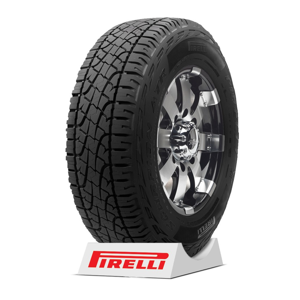 Pneu Pirelli aro 16 - 245/70R16 - Scorpion ATR - 113/110T