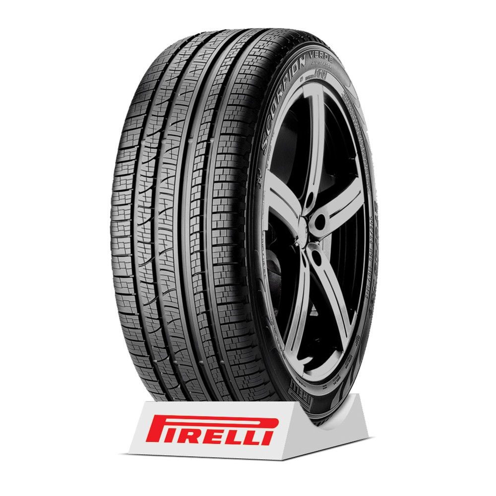 Pneu Pirelli aro 19 - 255/55R19 - Scorpion Verde All Season - 111H