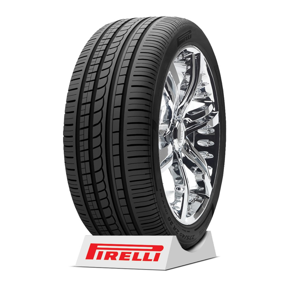 Pneu Pirelli aro 20 - 275/45R20 - P Zero Rosso (AO) - 110Y