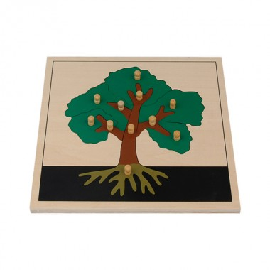 Quebra-Cabeça de Árvore