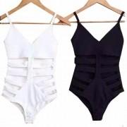 Body Feminino Com Recorte Lateral Panicat Blusas Femininas