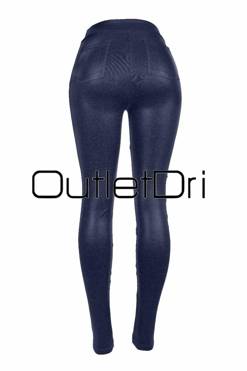 Calça Legging Cirrê Hot Pants Cintura Alta Tendencia 2017