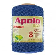 Barbante Colorido Apolo ECO 4/8 600g  470mts Círculo S/A