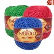 Barroco MaxColor Brilho Ouro Nº 6 200g