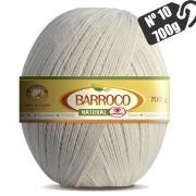 Barroco Natural Nº 10 700g Círculo S/A