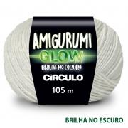 Fio Amigurumi Glow Círculo 105mts