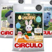 Kit Amigurumi Crochê Círculo S/A